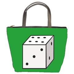 Dice  Bucket Bags