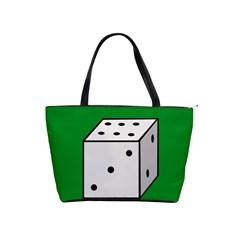 Dice  Shoulder Handbags