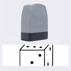 Dice  Name Stamps