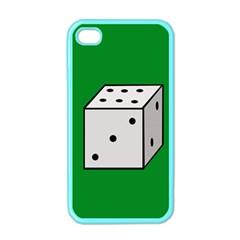 Dice  Apple iPhone 4 Case (Color)