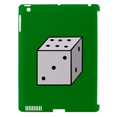 Dice  Apple iPad 3/4 Hardshell Case (Compatible with Smart Cover)