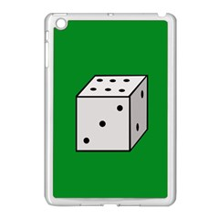 Dice  Apple iPad Mini Case (White)
