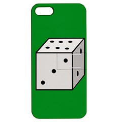 Dice  Apple iPhone 5 Hardshell Case with Stand