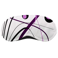 Pink Elegant Design Sleeping Masks