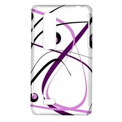 Pink elegant design LG Optimus Thrill 4G P925