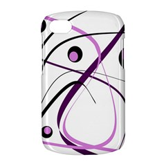 Pink elegant design BlackBerry Q10