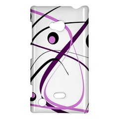 Pink elegant design Nokia Lumia 720