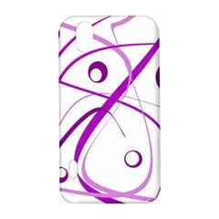 Purple elegant design LG Optimus P970