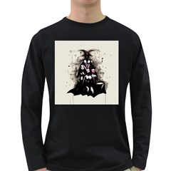 No Rest For The Wicked Long Sleeve Dark T-Shirts