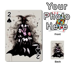 No Rest For The Wicked Playing Cards 54 Designs