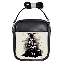 No Rest For The Wicked Girls Sling Bags