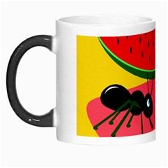 Ants And Watermelon  Morph Mugs