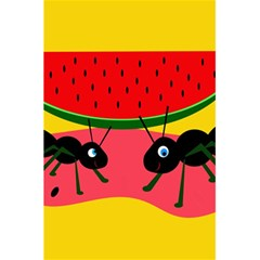 Ants and watermelon  5.5  x 8.5  Notebooks