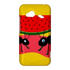 Ants and watermelon  HTC Droid Incredible 4G LTE Hardshell Case