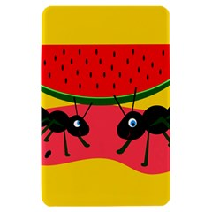 Ants and watermelon  Kindle Fire (1st Gen) Hardshell Case