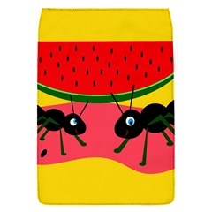 Ants and watermelon  Flap Covers (S)