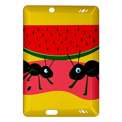 Ants and watermelon  Amazon Kindle Fire HD (2013) Hardshell Case