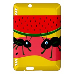 Ants and watermelon  Kindle Fire HDX Hardshell Case