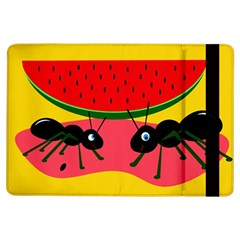 Ants and watermelon  iPad Air Flip