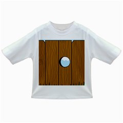 Over the fence  Infant/Toddler T-Shirts