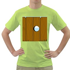 Over The Fence  Green T Shirt