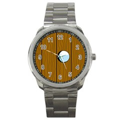 Over the fence  Sport Metal Watch