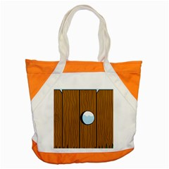 Over The Fence  Accent Tote Bag