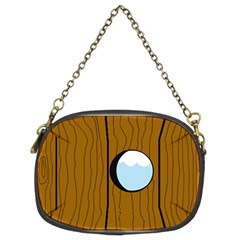 Over the fence  Chain Purses (Two Sides)