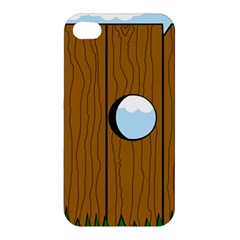 Over the fence  Apple iPhone 4/4S Hardshell Case