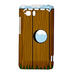 Over the fence  HTC Vivid / Raider 4G Hardshell Case