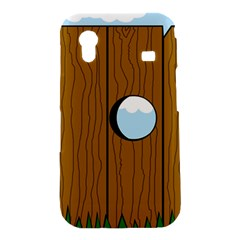 Over the fence  Samsung Galaxy Ace S5830 Hardshell Case