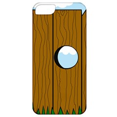 Over the fence  Apple iPhone 5 Classic Hardshell Case