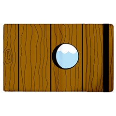 Over the fence  Apple iPad 3/4 Flip Case
