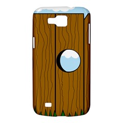 Over the fence  Samsung Galaxy Premier I9260 Hardshell Case