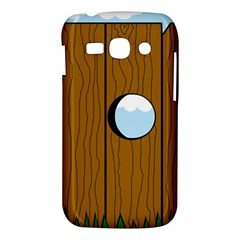 Over the fence  Samsung Galaxy Ace 3 S7272 Hardshell Case