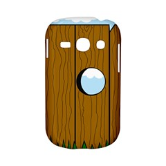 Over the fence  Samsung Galaxy S6810 Hardshell Case