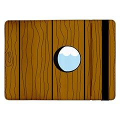 Over the fence  Samsung Galaxy Tab Pro 12.2  Flip Case