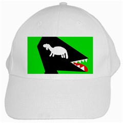 Wolf and sheep White Cap