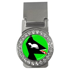 Wolf and sheep Money Clips (CZ)