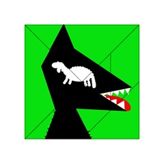 Wolf and sheep Acrylic Tangram Puzzle (4  x 4 )
