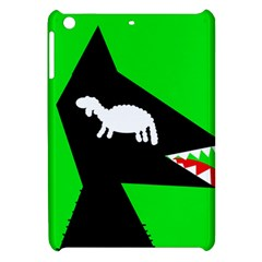 Wolf and sheep Apple iPad Mini Hardshell Case