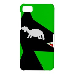 Wolf and sheep BlackBerry Z10