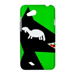 Wolf and sheep HTC Desire VC (T328D) Hardshell Case