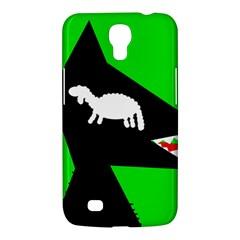 Wolf and sheep Samsung Galaxy Mega 6.3  I9200 Hardshell Case