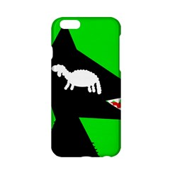 Wolf and sheep Apple iPhone 6/6S Hardshell Case