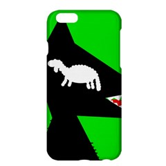 Wolf and sheep Apple iPhone 6 Plus/6S Plus Hardshell Case