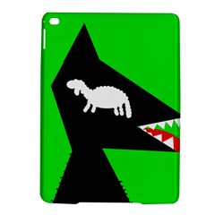 Wolf and sheep iPad Air 2 Hardshell Cases
