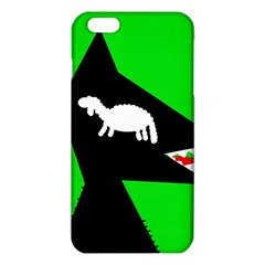 Wolf and sheep iPhone 6 Plus/6S Plus TPU Case