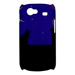 Cat on the roof  Samsung Galaxy Nexus S i9020 Hardshell Case
