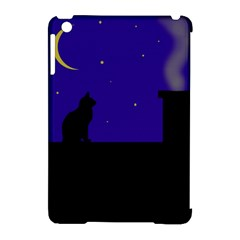 Cat on the roof  Apple iPad Mini Hardshell Case (Compatible with Smart Cover)